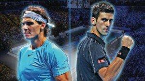 Nadal v Djokovic