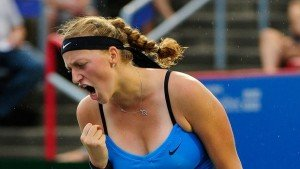 Kvitova has a tough quarter final opponent in Pennetta