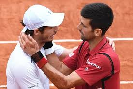 Djokovic can take back the number 1 ranking with a win today.