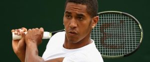 Michael Mmoh looking to continue his excellent week against Krajicek