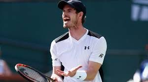 Murray is trying to hang on to the top ranking
