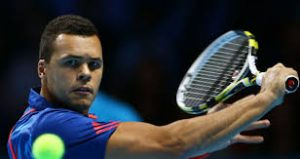Tsonga needs to keep the French crowd interested today.