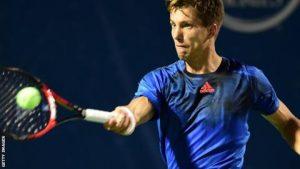 ATP Chennai Open, Q Final: Paire v Bedene (13:00) 1