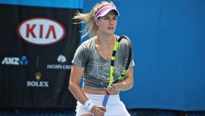 WTA Australian Open, 3rd round: Bouchard v Vandeweghe (midnight) 1