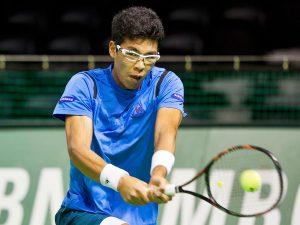 ATP Chennai Open, 1st round: Chung v Coric (13:00) 1