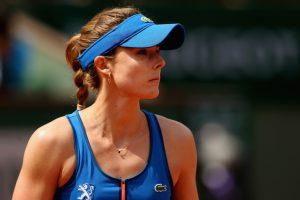 WTA St Petersburg, 1st round: Cornet v Flipkens (11:30) 3