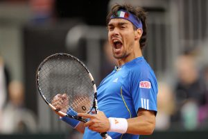 ATP Australian Open, 2nd round: Paire v Fognini (05:00) 1