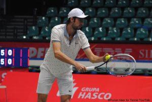 ATP Chennai Open, 1st round: Paire v Kravchuk (13:00) 1