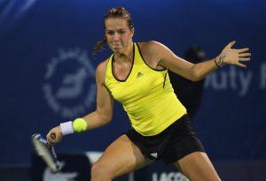 WTA Australian Open, 4th round: Pavlyuchenkova v Kuznetsova (midnight) 1