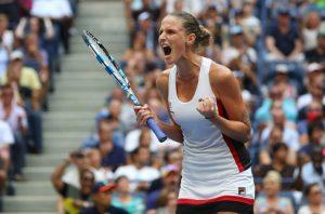 WTA Australian Open, Q Final: Pliskova v Lucic Baroni (midnight) 1