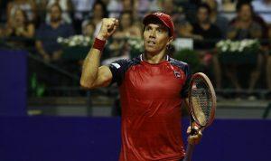 ATP Rio Open, 1st round: Berlocq v Zeballos (21:45) 1