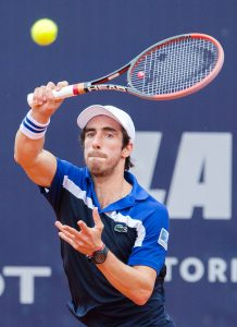 ATP Argentina Open, 2nd round: Dolgopolov v Cuevas (17:00) 1