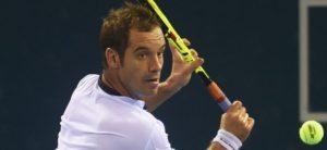 ATP Marseille Open, Semi Final: Gasquet v Pouille (15:30) 1