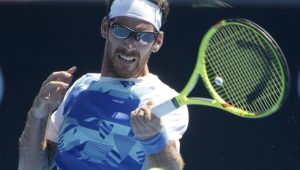 ATP Argentina Open, Q Final: Melzer v Dolgopolov (18:30) 1