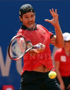 ATP Delray Beach, 1st round: Basilashvili v Haas (23:00) 1