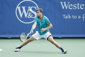 Dallas Challenger, Final: Harrison v Fritz (03:00) 1