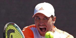 ATP Montpellier Open, 1st round: De Schepper v Zverev (18:00) 1