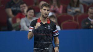 ATP Sofia Open, 1st round: Kuznetsov v Klizan (16:00) 1