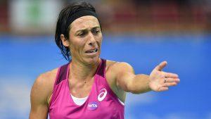 WTA Fed Cup, ITA v SVK: Schiavone v Cepelova (14:00) 1