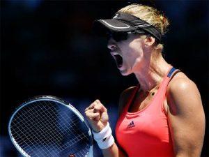 WTA Miami Open, Quarter Final: Lucic Baroni v Pliskova (6pm) 1