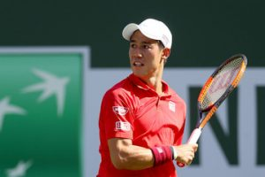 ATP Miami Open, Quarter Final: Fognini v Nishikori (8pm) 1