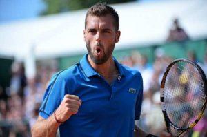 ATP Miami Open, 2nd round: Cuevas v Paire (6pm) 1