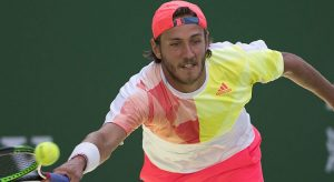 ATP Indian Wells, 3rd round: Pouille v Young (6pm) 1