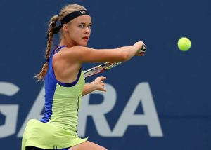 WTA Indian Wells, Qualifying: Lepchenko v Schmiedlova (20:30) 1