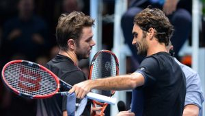 ATP Indian Wells, Final - Wawrinka v Federer (8pm) 1