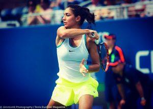 WTA Bogota, 2nd round: Larsson v Cepede (4:30pm) 1