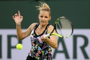 WTA Biel, Quarter Final: Pliskova v Vondrousova (11:30am) 1