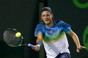 ATP Budapest: Pouille v Vesely (1pm) 1