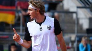 ATP Monte Carlo, 2nd round: Dimitrov v Struff (2:30pm) 1