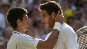 ATP Rome Masters, Quarter Final: Del Potro v Djokovic (8pm) 1