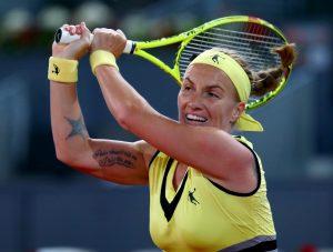 WTA French Open: Dodin v Kuznetsova (4:45pm) 1