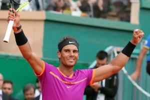 ATP Madrid Open, Semi Final: Nadal v Djokovic (3pm) 1