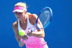 WTA Nurnberg, Quarter Final: Witthoeft v Krejcikova (12:30) 1