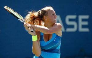 WTA Ricoh Open: Kontaveit v Flipkens (4pm) 1