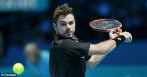 ATP French Open, 4th round: Wawrinka v Monfils (1:30pm ) 1