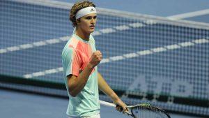 ATP Wimbledon, 4th round: Raonic v A Zverev (3:30pm) 1