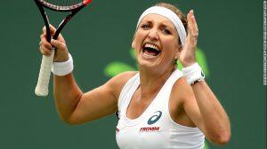 WTA Wimbledon: Puig v Bacsinszky (5pm) 1