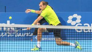 ATP Wimbledon, 3rd round: Bedene v Muller, (11:30am) 1