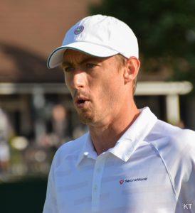 ATP Hall of Fame Championships, Newport: Novikov v Dancevic (8:30pm) 1