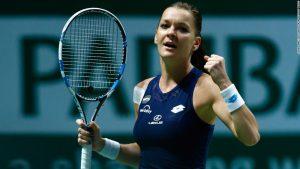 WTA Wimbledon, 3rd round: Radwanska v Bacsinszky (1pm) 1