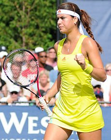 WTA Rogers Cup, Toronto: Cirstea v Garcia (4pm) 1