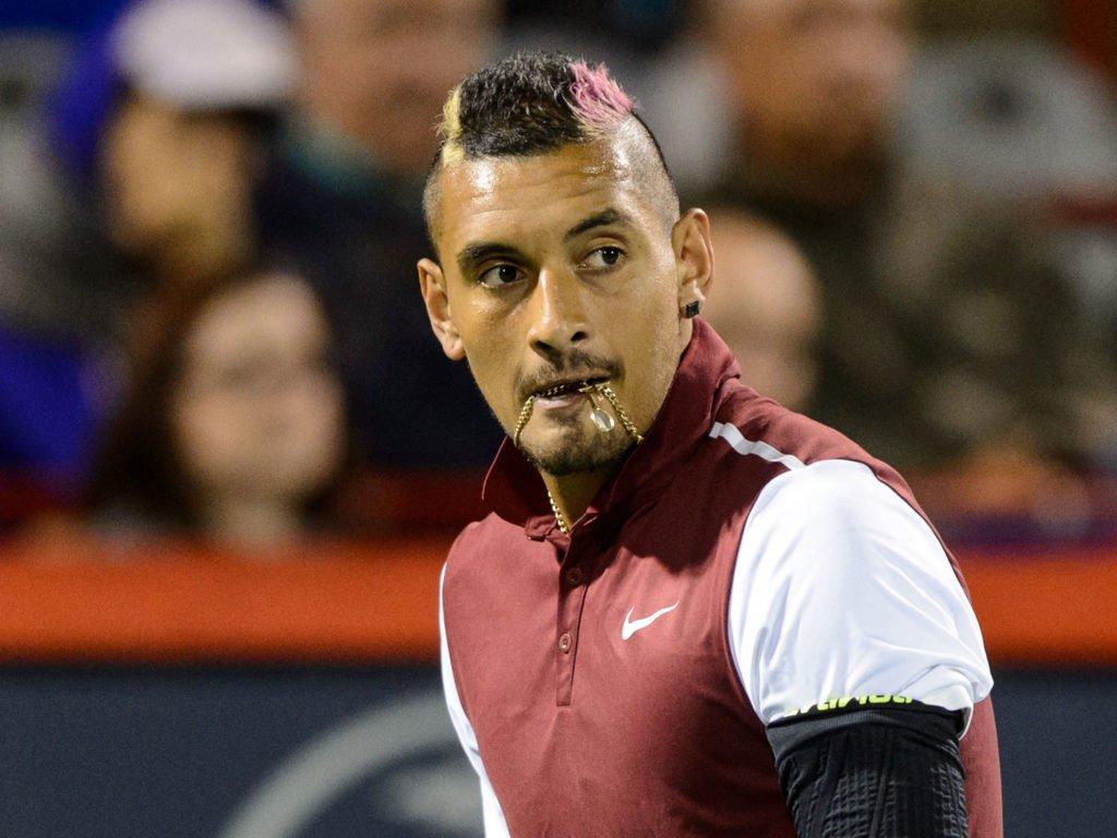 ATP Western and Southern Open, Cincinnati: Kyrgios v Dolgopolov, 5:30pm 1