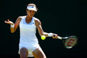 WTA Rogers Cup, Toronto: Lepchenko v Ostapenko (6pm) 1