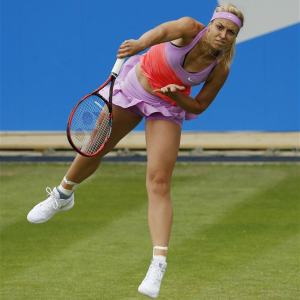 WTA Citi Open, Washington, Quarter Final: Lisicki v Dodin (10pm) 1