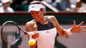 WTA Western and Southern Open, Cincinnati, Final: Muguruza v Halep, 7pm 1