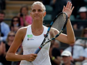 WTA Western and Southern Open, Cincinnati, Semi Final: Pliskova v Muguruza, 5pm 1